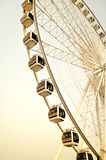 Big ferris wheel Stock Image