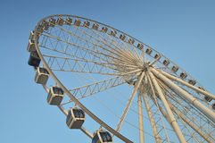 Big Ferris wheel at Asiatique Royalty Free Stock Images