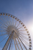 Big ferris wheel Stock Photography