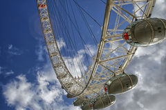 Big Ferris wheel Stock Photos
