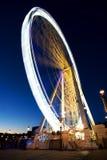 Big ferris wheel stock photography