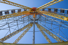 Big ferris wheel Stock Photos