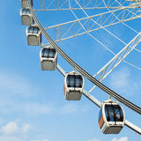 Big Ferris Wheel Stock Images