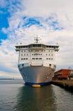Big ferry ship of Stena Line Stock Photos