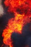 Big fire Stock Photos