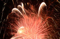 Big Fireworks Stock Photos