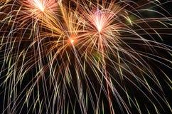 Big Fireworks Royalty Free Stock Image