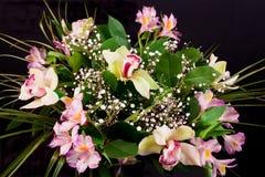 Big flower bouquet Stock Photography