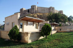 Fortress in Gaziantep Royalty Free Stock Photo