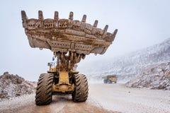 Big front loader