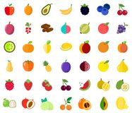 Big fruit pack Royalty Free Stock Images