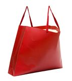 Big full shopping bag Stock Photography