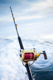 Big game fishing Stock Images