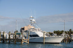 Big Game fishing boat Stock Photos