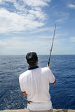 Big game fishing Royalty Free Stock Images