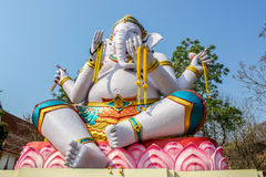 Big Ganesh. Statue in Thailand Royalty Free Stock Image