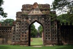 Big gate Stock Image