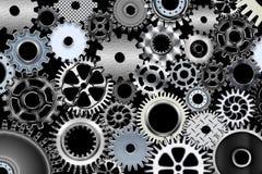 Big gears Stock Image