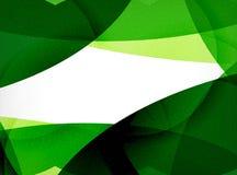 Big geometric shapes corporate business template Stock Photo