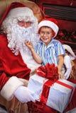 Big Gift Stock Photo