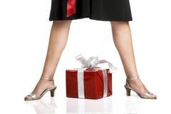 Big Gift Stock Image