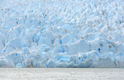 Big glacier Stock Photos