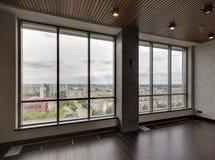 Big glass window Royalty Free Stock Photo