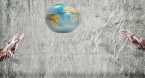 A big globe Royalty Free Stock Image