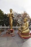 Big Gold Buddha Stock Images