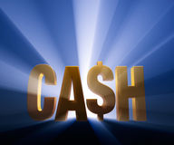Cash Royalty Free Stock Photos