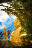Big Golden Buddha Stock Photography