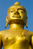 Big Golden Buddha Stock Images