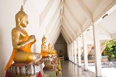 Big Golden Buddha of thailand Royalty Free Stock Photo
