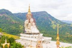 Big golden buddha under construction Stock Photos