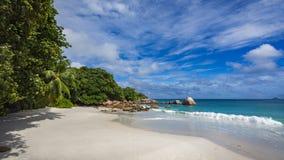Paradise beach on the seychelles 19 Royalty Free Stock Photography