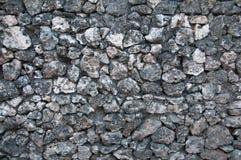 Big rough rocks wall background. Big gray rough rocks wall background Royalty Free Stock Image