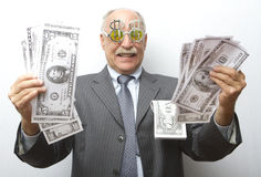 Big Greed Stock Photography