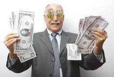 Big Greed Stock Photography