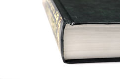 Big green book. Stock Images