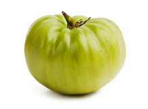 Big green tomatoes Royalty Free Stock Photo