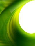 Big green wave Royalty Free Stock Image