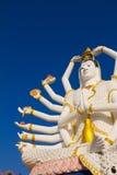 Big Guan Yin statue Royalty Free Stock Images