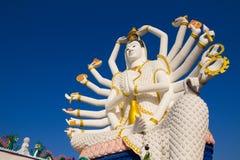 Big Guan Yin statue Stock Photography