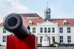 Big gun Royalty Free Stock Photos