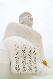 Big hand big buddha Stock Photos
