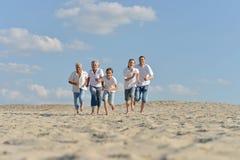 Big happy family Royalty Free Stock Photos
