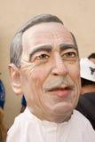 Big Head Royalty Free Stock Photo