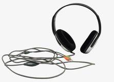 Big headphones Royalty Free Stock Photo