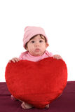 Big heart Stock Photo