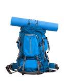 Big hiking backpack Stock Photo